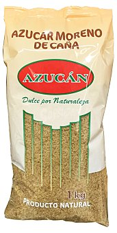 Azucan Azucar moreno Paquete 1 kg