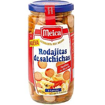Meica Rodajitas de salchichas Frasco 207 g neto escurrido