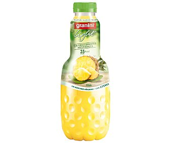 Granini Néctar de piña light Botella 1 litro