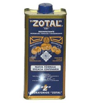 Zotal Desinfectante desodorizante xxi 500 ml
