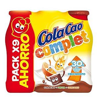 Cola Cao Batido cacao Complet Pack de 9x200 ml
