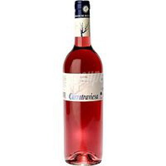 CARRATRAVIESA Vino Rosado Cigales Botella 75 cl