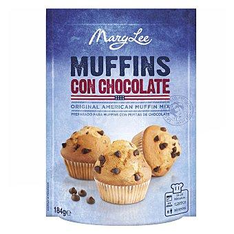 Mary Lee Preparado para Muffins con pepitas de chocolate 190 g