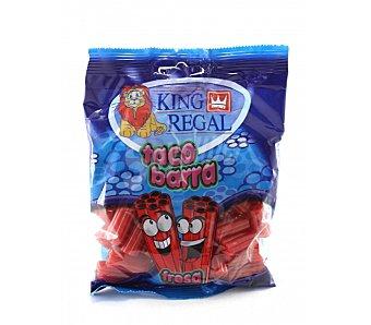 King Regal Regaliz de fresa 150 g
