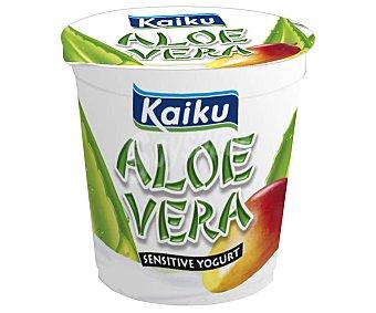 Kaiku Yogur con aloe vera y mango sensitive 150 g