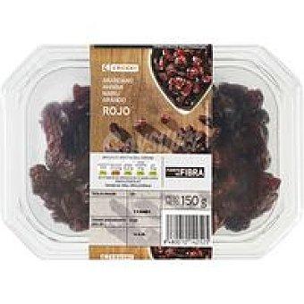 Eroski Arándanos rojos Tarrina 150 g