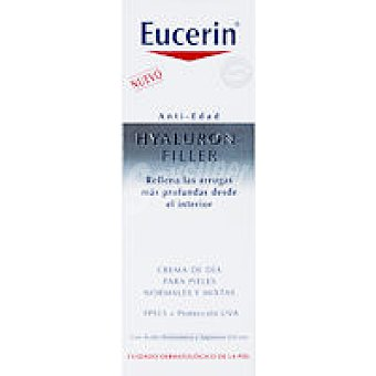 Eucerin Hyaluron Filler piel normal-mixta Tarro 50 ml