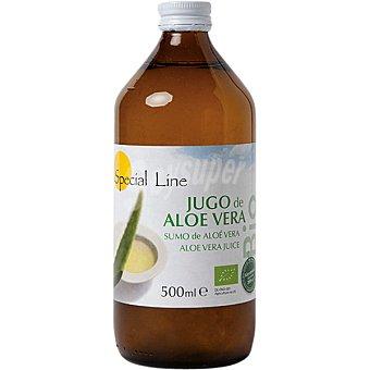 Special Line Jugo de aloe vera 99,7% de pureza ecológico Envase 500 ml