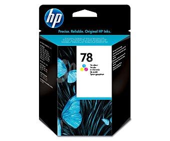 HP Cartucho de tinta 78 tricolor tricolor