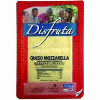 Lonchas queso Mozarrella Sobre 100 g