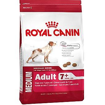 Royal Canin Producto especial para perros de raza mediana de + 7 años de edad Medium Adult Bolsa 10 kg