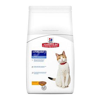 HILL'S SCIENCE PLAN Pienso para gatos Mature Adult 7+ Hills Science Plan Active Longevity pollo 2 kg 2 kg