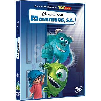 Monstruos, S.A DVD