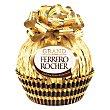 Bombones de chocolate crujiente con avellanas Envase 125 g Ferrero Rocher