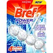 Desinfectante WC poder activo Pure White colgador  Bref WC