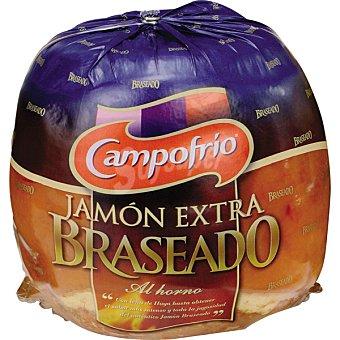 Campofrío Jamón cocido extra braseado Al peso 1 kg