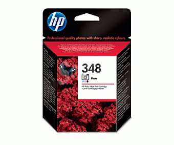 Hp Cartuchos de Tinta N348 Photo 1u