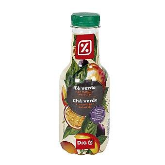DIA Té verde con mango y maracuya botella 50 cl Botella 50 cl