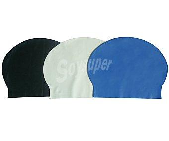 EURASPA Gorro de natación de diferentes colores 1 unidad