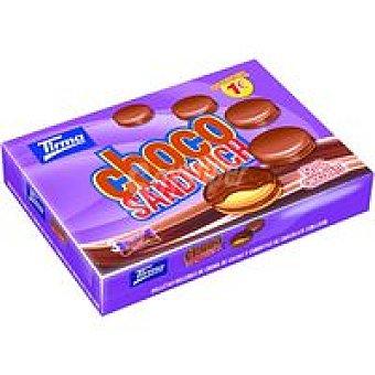 Tirma Choco sandwich de chocolate Caja 135 g