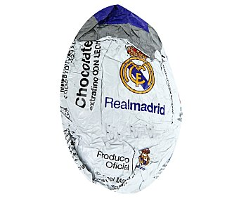 ofistrade Huevo chocolate Real Madrid 1 Unidad