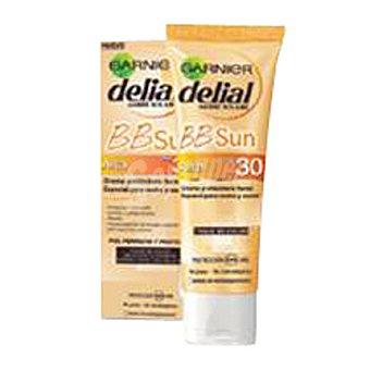 Delial Garnier Crema protectora facial (especial para rostro y escote) FP^-30 50 Mililitros
