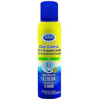 Scholl Desodorante para calzado neutraliza el olor Spray 150 ml