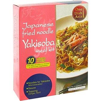 ONE DISH ASIA kit yakisoba Envase 405 g