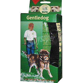 KARLIE GENTLEDOG correa para perros color negro medida 30-45 cmx20mm  1 unidad
