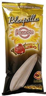 Pipas Facundo Pipas blanquilla Serie Oro Bolsa 125 g