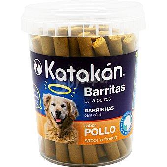 DE POLLO Barritas para perros Envase 300 g