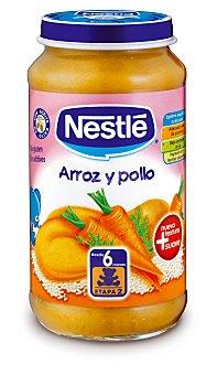 Nestlé Tarrito de pollo-arroz desde 6º mes Tarro 250 g