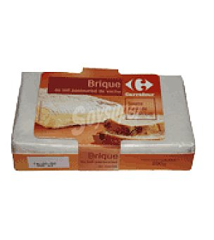 Carrefour Queso Brique Vache 200 g