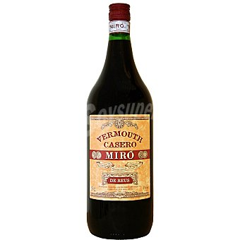 Miro Vermouth rojo casero magnum 1,5 l