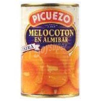 Picuezo Melocotón en almíbar Lata 240 g