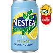 Bebida de té al limón sin azúcar Lata 33 cl Nestea