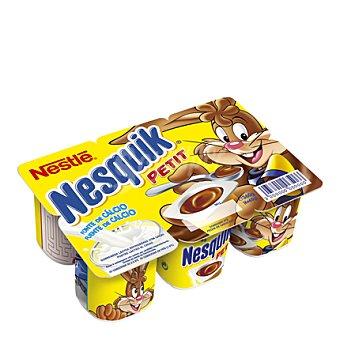 Nesquik Nestlé Petit Nesquik Pack de 6x60 g