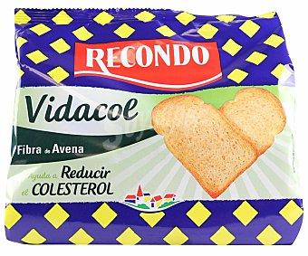 Vidacol de RECONDO Pan tostado 180 Gramos