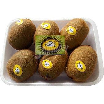 La isla Kiwi verde bandeja 850 g peso aproximado Bandeja 850 g