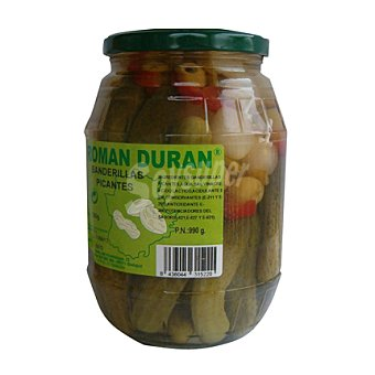 Román Durán Banderillas picantes 50 g