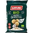 Bio galletas con avena y coco ecológicas y sin lactosa sin proteína de la leche, ni huevo ni frutos secos Bolsa 150 g Bandama