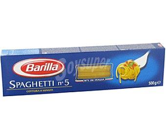 Barilla Pasta de Trigo Espagueti Número 5 500g
