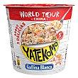 Arroz tres delicias world tour China Vaso 95 g Yatekomo Gallina Blanca