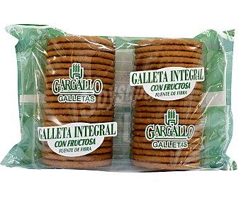 GARGALLO Galleta María Integral sin Azúcar 220 Gramos