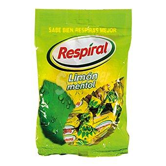 Respiral Caramelos limón mentol 350 g