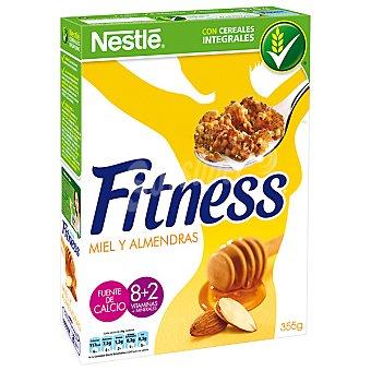 FITNESS de NESTLÉ Cereales integrales con miel y almendras 355 gramos