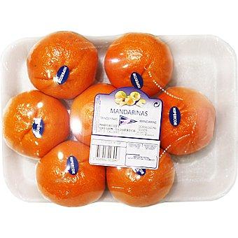 Hipercor Clementina peso aproximado Bandeja 1 kg