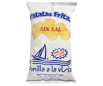 Bonilla Patatas fritas sin sal 150 gramos