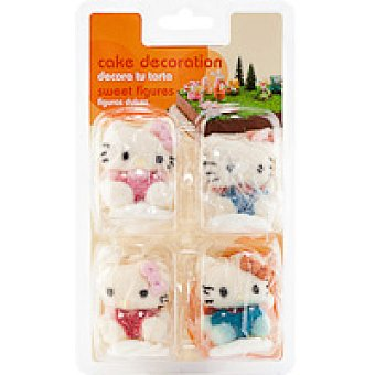 DEKORA Marshmallow Hello Kitty 58 g