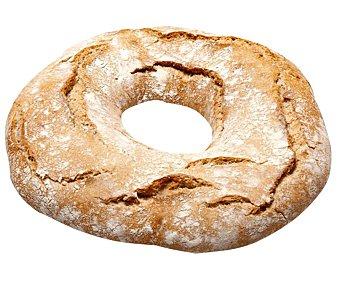 Pan Rustico Rosca de pan gallego 250 gramos
